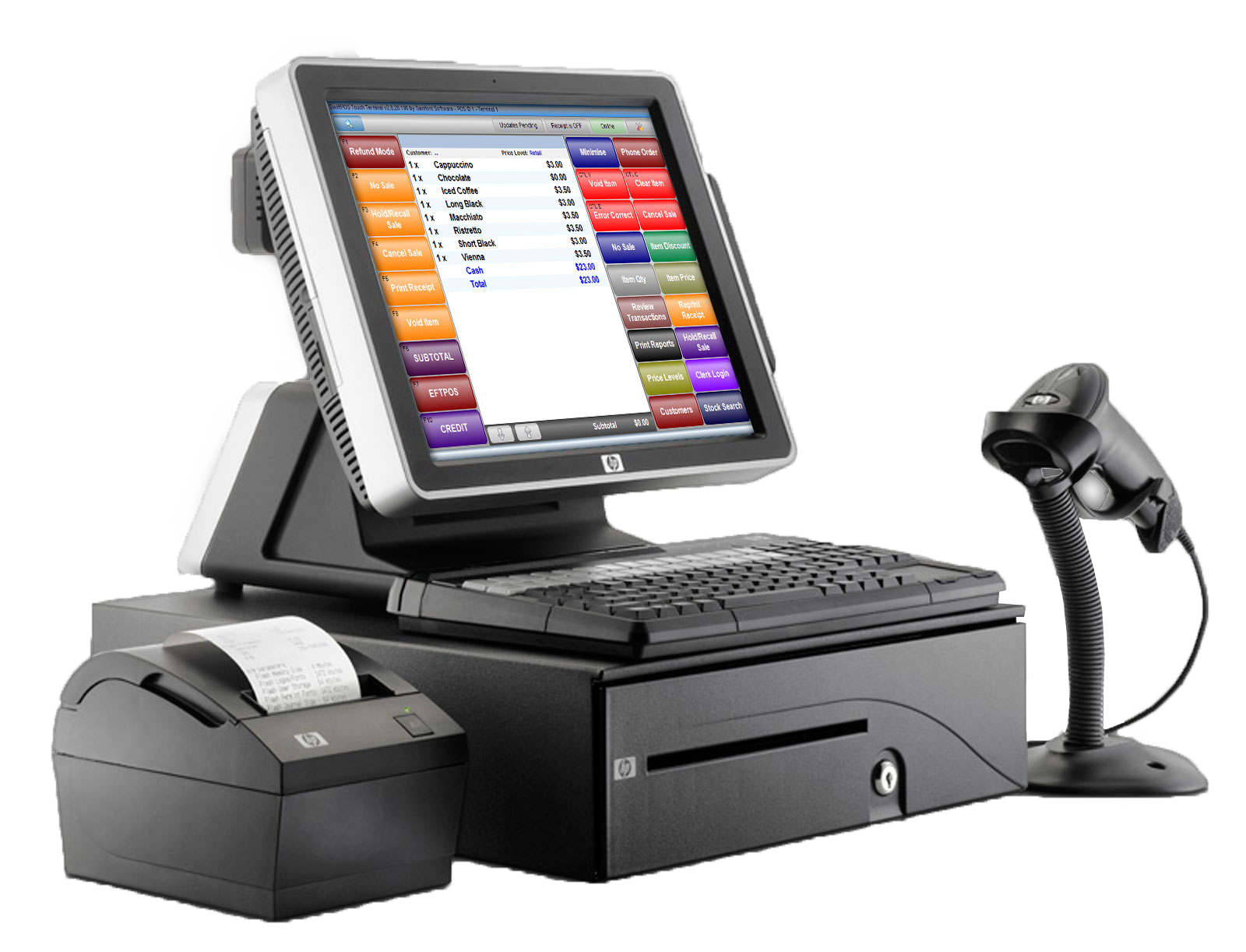 Retail plus point of sale software download